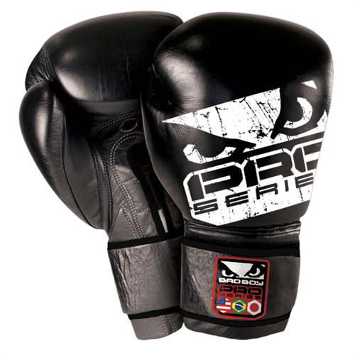 Bad Boy Bad Boy Platinum Leather Training Gloves